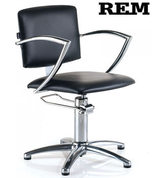 REM Atlas Styling Chair - Black