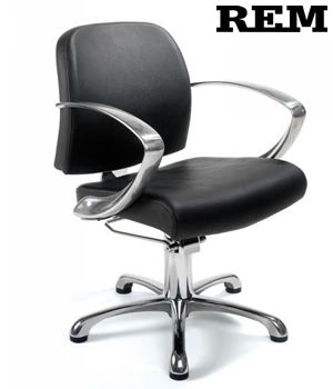REM Evolution Styling Chair - Black