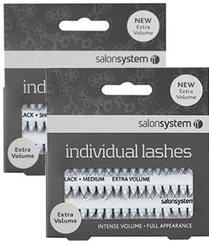 Salon System Individual Lashes Extra Volume