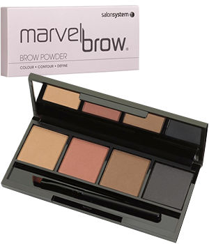 Salon System Marvelbrow Eye Shadow Palette