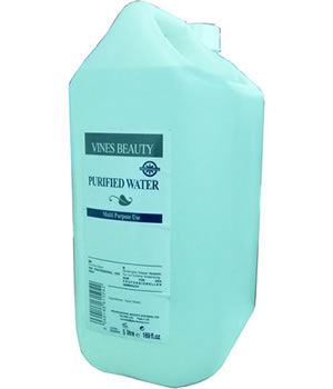 Vines Beauty Purified Water 5 Litres