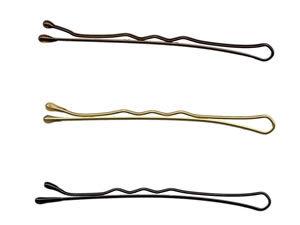 Sibel Wavy Hair Grips 50mm (x24)