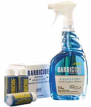 Barbicide Bullets Hard Surface Cleaner & Disinfectant