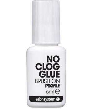Salon System Profile Brush-On NO CLOG GLUE