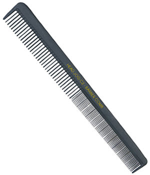 Head Jog C2 Carbon Barber Comb (175 mm)