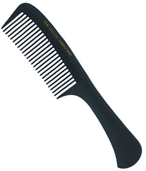 Head Jog C30 Carbon Handle Rake Comb (225 mm)