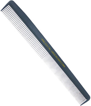 Head Jog C42 Carbon Large Military Comb (225 mm)