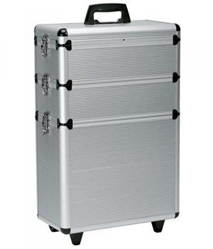 Sibel Modular Aluminium Trolley Case