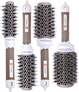 Kobe Ionic Dual-Bristle Brushes