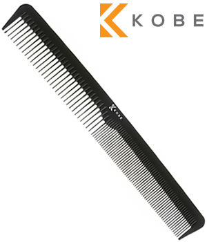 Kobe Carbon Barber Cutting Comb