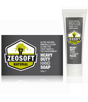 Zeosoft Natural Heavy Duty Hand Cleaner