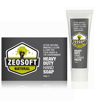 Zeosoft Natural Heavy Duty Hand Cleaner