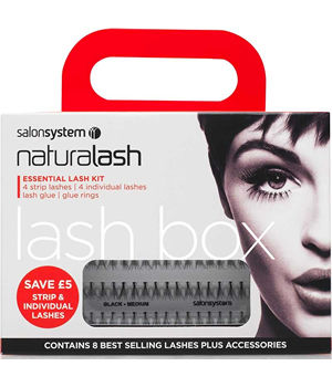 Salon System Naturalash Lash Box