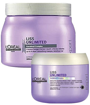 L'Oreal Professionnel serie expert LISS UNLIMITED Masque