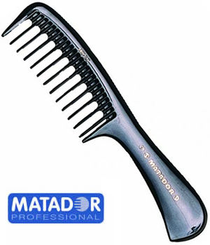 Matador MC49 Handle Streaker Comb (225 mm)