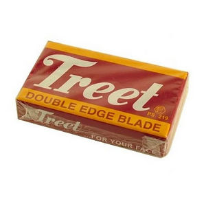Treet Double-Edged Razor Blades