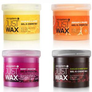 Salon System Just Wax Gel-E-Creme Wax