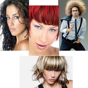 Agenda Hair Salon Colour Appointment Cards