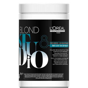 L'Oreal Professionnel Blond Studio Multi-Techniques Lightening Powder