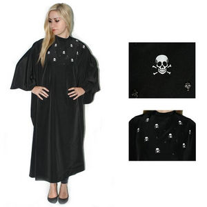Hair Tools Skull Gown