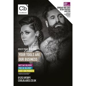 CoolBlades 2018/2019 Catalogue