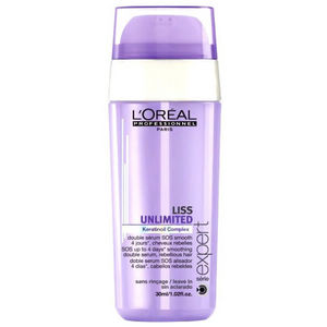 L'Oréal Professionnel série expert LISS UNLIMITED SOS Smoothing Double Serum