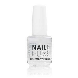 Salon System NailLUX Gel Effect Finish