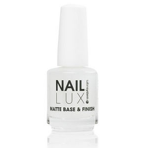 Salon System NailLUX Matte Base & Finish