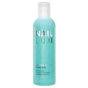 Salon System NailLUX Sanitise Hand Gel