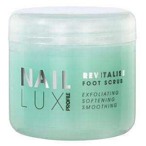 Salon System NailLUX Revitalise Foot Scrub