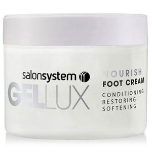 Salon System Gellux Nourish Foot Cream