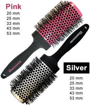 Denman Squargonomic Hair Brushes