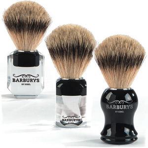 Barburys Light Shaving Brushes