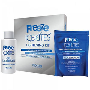 Proclère Professional Freeze Ice Lites Gel Lightening Kit