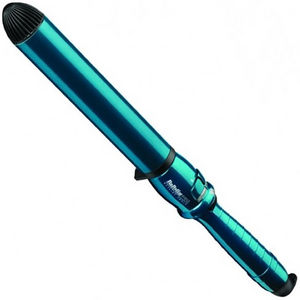 BaByliss Pro Spectrum Ocean Teal 34mm Straight Barrel Wand