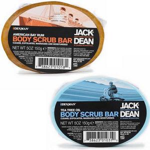 Jack Dean Body Scrub Bar