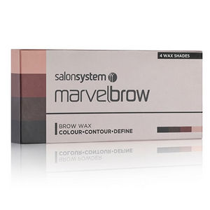 Salon System Marvelbrow Brow Wax Pro-Palette