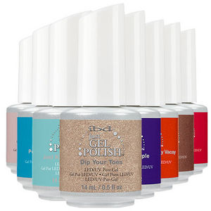 IBD Just Gel Polish Island of Eden Collection