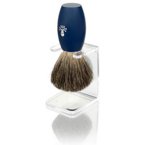 The Bluebeards Revenge Privateer Collection Badger Brush and Drip Stand