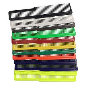 Wahl Multicoloured Flat Top Comb Set