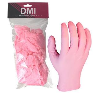 DMI Pink Nitrile Gloves (x20)