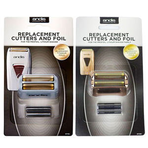 Andis ProFoil Lithium Replacement Foil & Cutters (#17155)