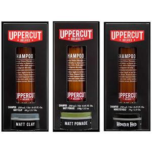 Uppercut Deluxe Shampoo Duo Kits
