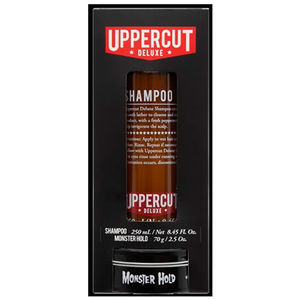 Uppercut Deluxe Shampoo & Monster Hold Duo Kit