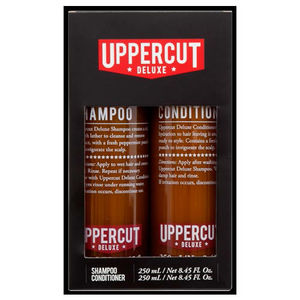 Uppercut Deluxe Shampoo & Conditioner Duo Kit