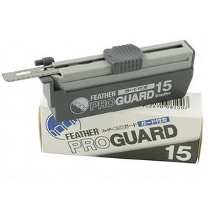 Feather ProGuard Blades (x15)