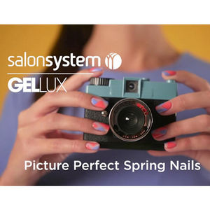 Salon System Gellux Gel Polish Picture Perfect Collection