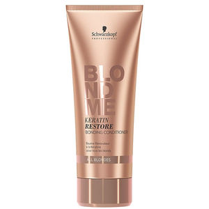 Schwarzkopf Professional BLONDME Keratin Restore Bonding Conditioner ALL BLONDES