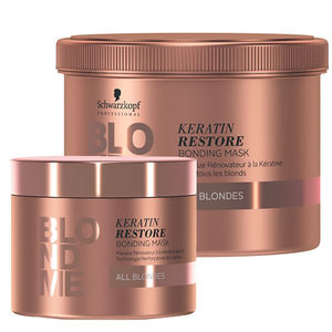 Schwarzkopf Professional BLONDME Keratin Restore Bonding Mask ALL BLONDES