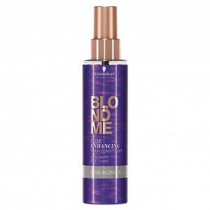 Schwarzkopf Professional BLONDME Tone Enhancing Spray Conditioner COOL BLONDES